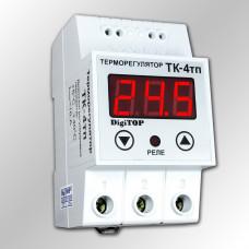 Терморегулятор DigiTOP ТК-4тп для теплого пола